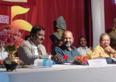 Mr.Namdevrao Jarag Director,SCERT, Pune Visit To Loksadhana